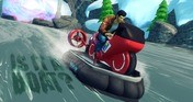 Sonic and All-Stars Racing Transformed: Ryo Hazuki