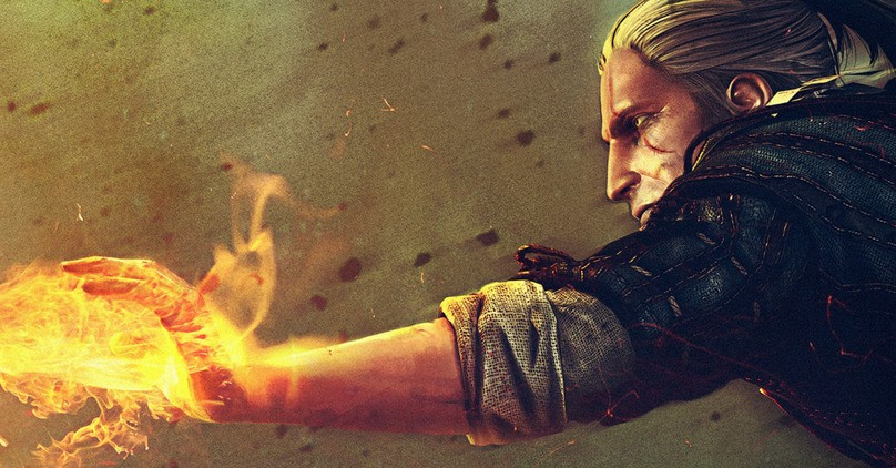 FREE The Witcher Goodies Collection