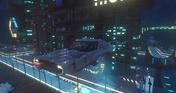 Cloudpunk - City of Ghosts