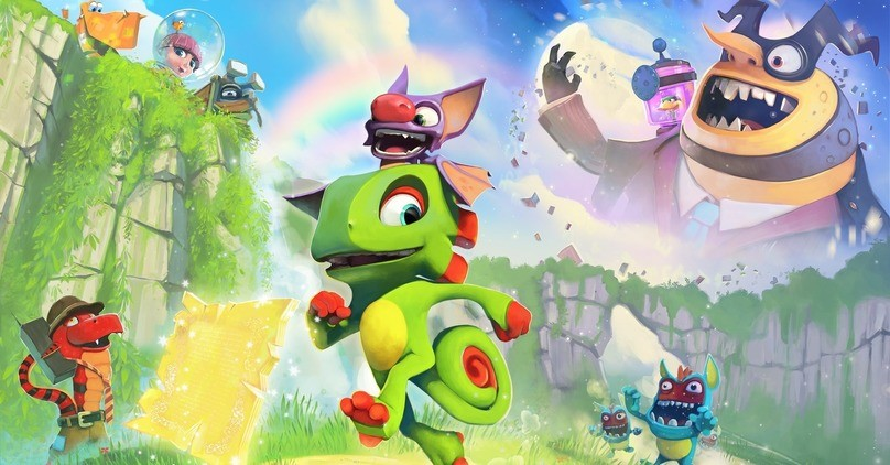 FREE Yooka-Laylee for Prime Gaming users