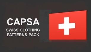 Capsa - Swiss Clothing Patterns Pack