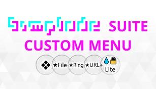 Simplode Suite - Custom Menu