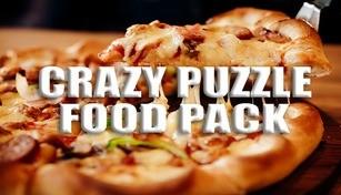Crazy Puzzle -Food