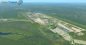 X-Plane 11 - Add-on: FeelThere - KRDU - Raleigh Durham