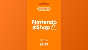 Nintendo eShop Gift Card 100 USD