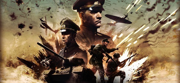 Win 1 of 5 Steam keys for Steel Division games!