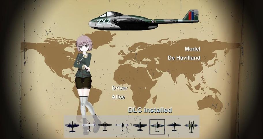 Sky Goddess Ⅱ DLC-2
