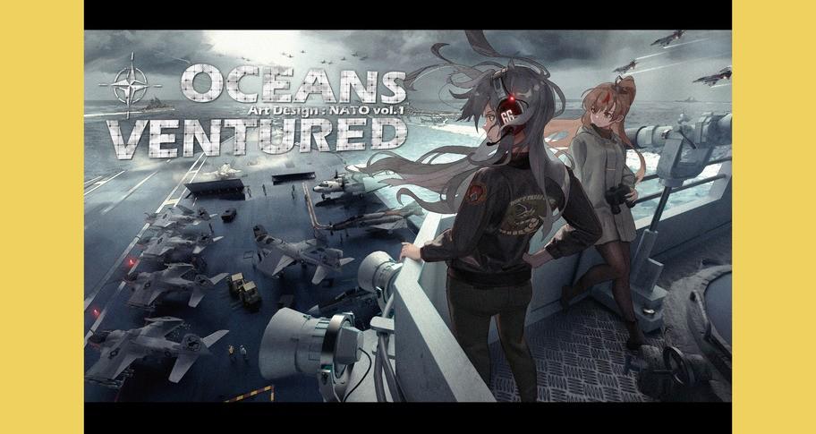 Nekoview-OCEANS VENTURED[Art Design : NATO vol.1]