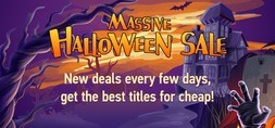 GamersGate - Halloween Sale 2020