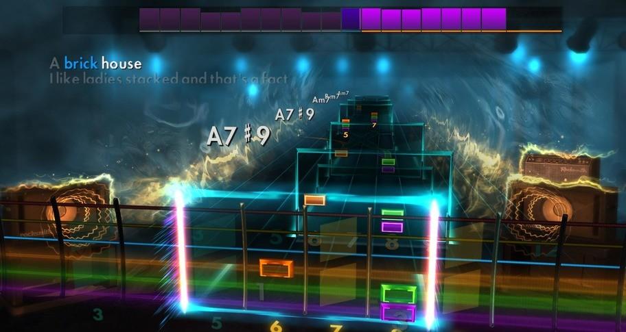 "Rocksmith 2014 Edition - Remastered - Commodores - ""Brick House"""