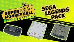 Super Monkey Ball Banana Mania - SEGA Legends Pack