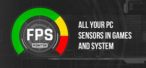 FPS Monitor - hardware in-game & desktop overlays