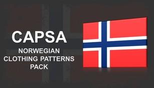 Capsa - Norwegian Clothing Patterns Pack
