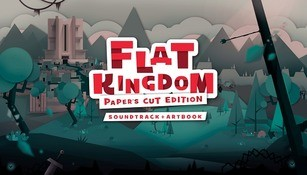 Flat Kingdom - Soundtrack + Artbook