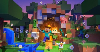 Minecraft: Java Edition and Minecraft: Bedrock Edition are coming to Xbox Game Pass PC in November