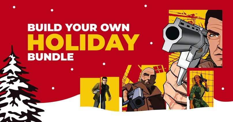 Fanatical - Build your own Holiday Bundle