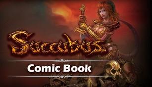 Succubus - Comic book