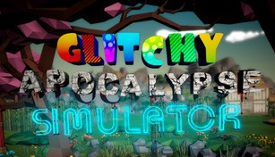 Glitchy Apocalypse Simulator