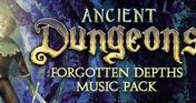 RPG Maker MZ - Ancient Dungeons: Forgotten Depths