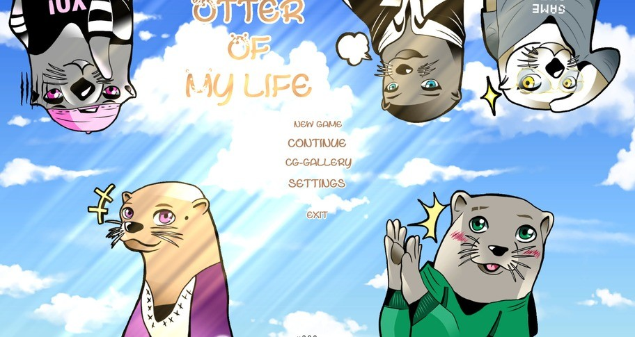 Otter of My Life