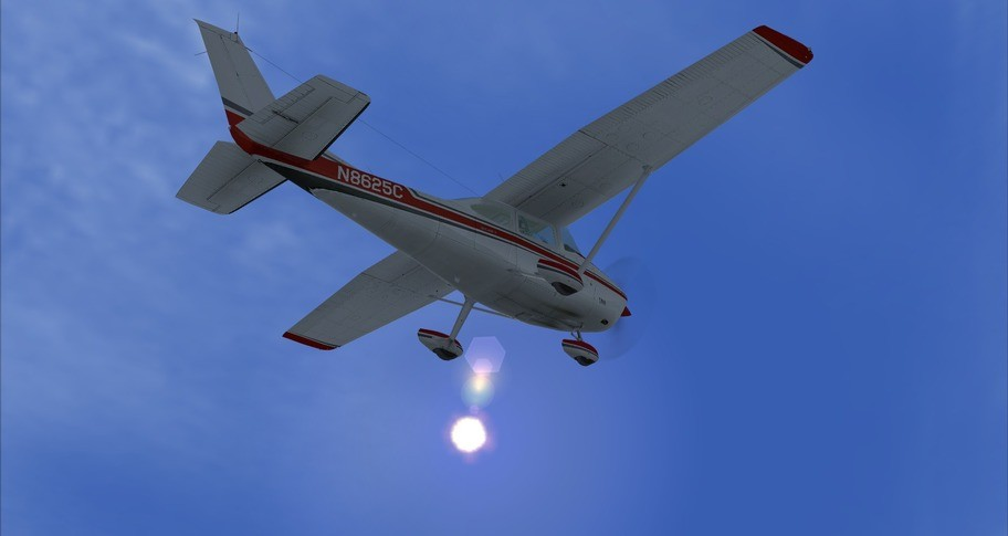 FSX Steam Edition: Cessna 182Q Skylane II Add-On