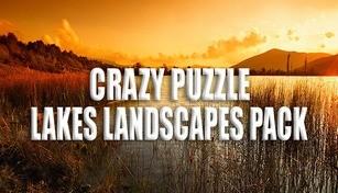 Crazy Puzzle -Lakes Landscapes