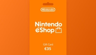 Nintendo eShop Gift Card 35 EUR