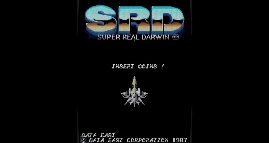 Retro Classix: SRD - Super Real Darwin