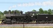 Trainz 2019 DLC - Victorian Railways V class FL Black