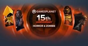 Gamesplanet 15th Anniversary - Horror & Zombie Sale