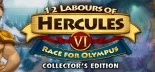12 Labours of Hercules VI: Race for Olympus (Platinum Edition) Collector's Edition