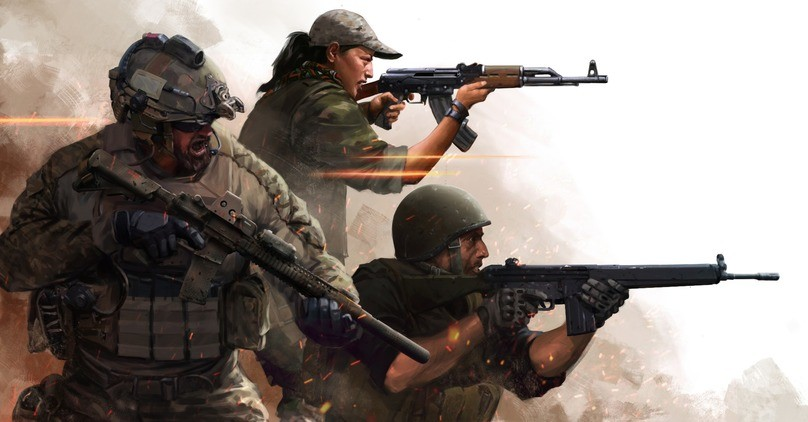 Free Weekend - Insurgency: Sandstorm and Citadel: Forged with Fire