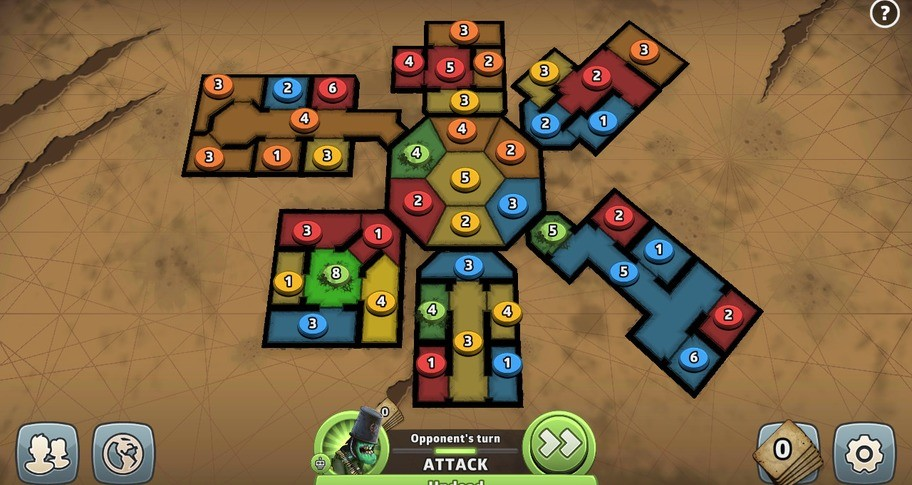 RISK: Global Domination - Zombie Pack