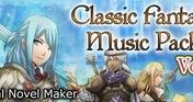 Visual Novel Maker - Classic Fantasy Music Pack Vol 2