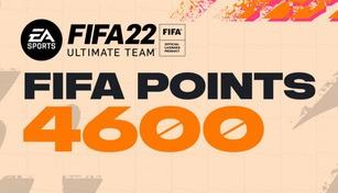 FIFA 22 - 4600 FUT Points