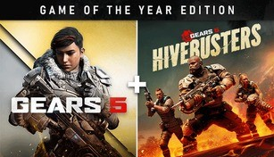 Gears 5 Game of the Year Edition