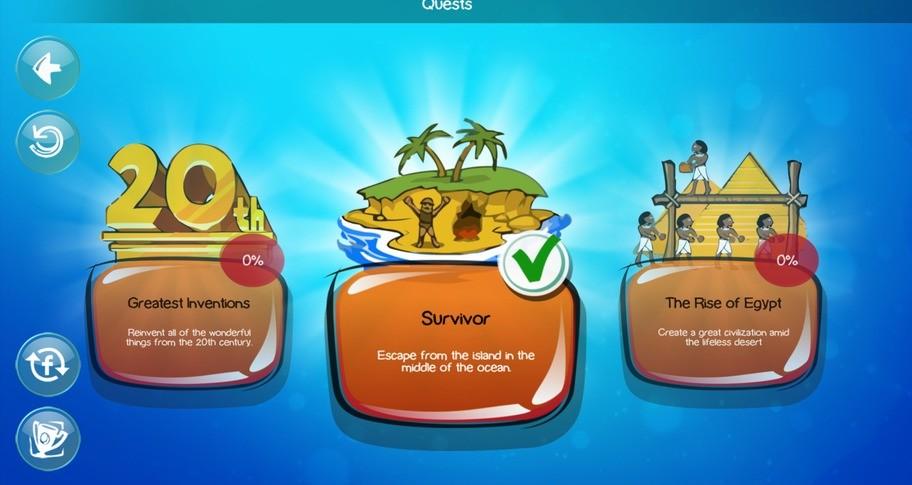 Doodle God Blitz - Survivor DLC