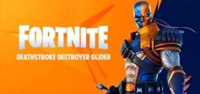 Fortnite - Deathstroke Destroyer Glider