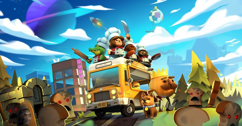 Overcooked! 2 and Hell is Other Demons are revealed as next FREE games from Epic Games Store