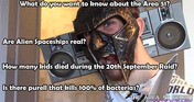 The Area 51 Secret: Boombox Killer