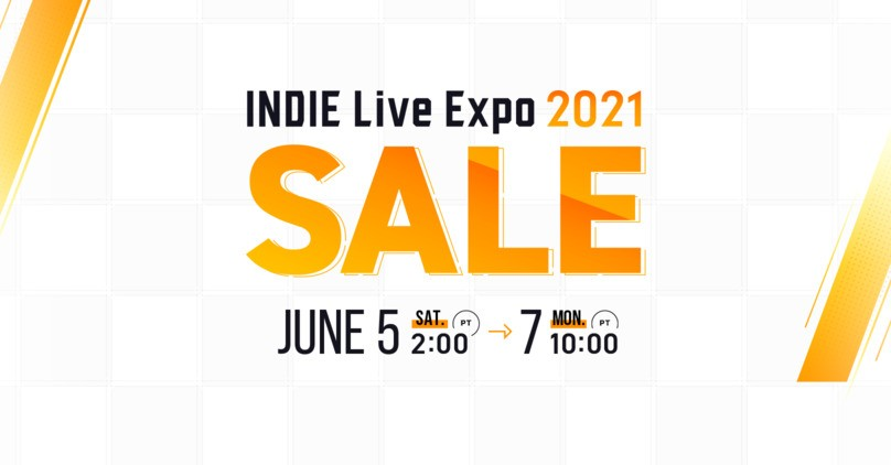 Steam - INDIE Live Expo 2021 Sale