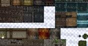 RPG Maker MZ - Krachware Cyberpunk Tileset Pack