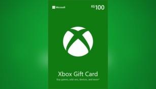 Xbox Live Gift Card 100 BRL