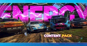 DIRT 5 - Energy Content Pack