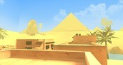 VR Time Machine Travelling in history: Visit ancient Egypt, Babylon and Greece in B.C. 400