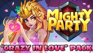 Mighty Party: Crazy in Love Pack