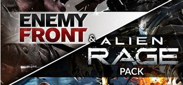 Enemy Front + Alien Rage Pack
