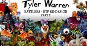 RPG Maker MZ - Tyler Warren RTP Redesign 1