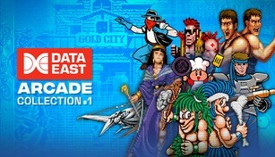 Data East Arcade Collection #1