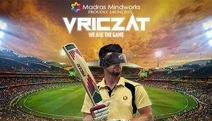VRiczat - The Virtual Reality Cricket Game